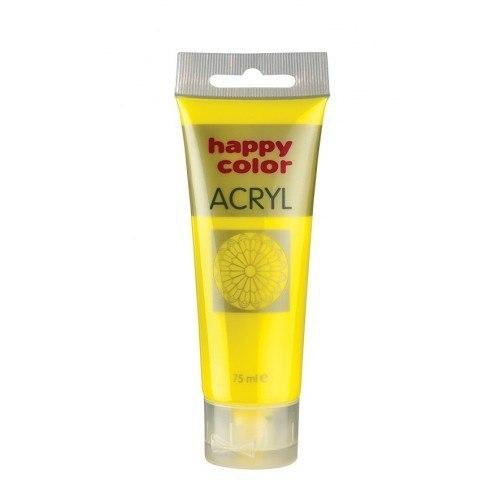 Farba akrylowa - cytrynowy 75ml (HA 7370 0075-12)